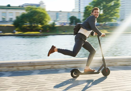 Der ultimative E-Scooter Vergleich [August 2019]